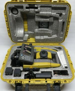 Topcon GT-503 Robotic Total Station