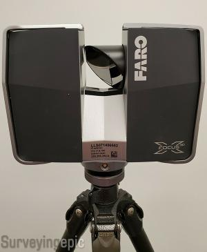 Faro Focus X130 Long Range Scanner Mint Condition