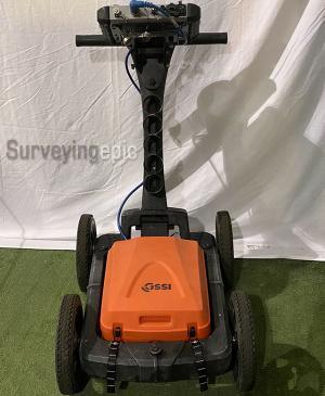 GSSI SIR4000 400mhz Scan Pro GPR