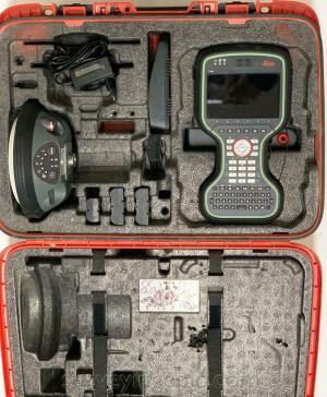 Leica GS16 GNSS Smart Antenna CS20