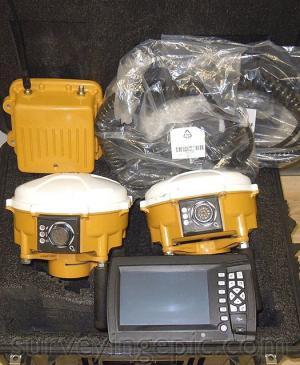 Trimble GCS900 MS992 3D Machine Control
