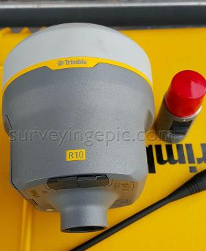 Trimble Dual R10 RTK GNSS Receiver and TSC3