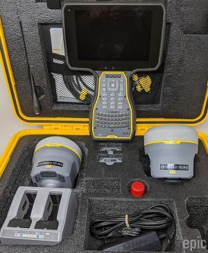 Trimble R12 Base Rover GNSS RTK TSC7